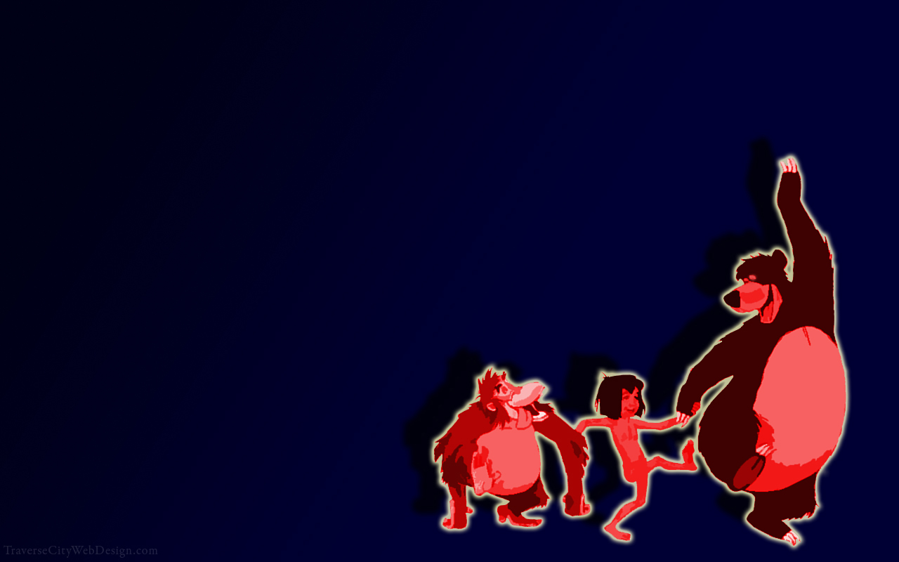 Read more about the article Desktop Wallpaper : Jungle Book Red