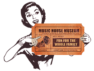 New Website: Music House Museum