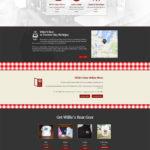 Web Design Portfolio - Willies Rear