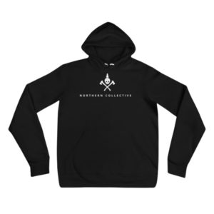 Unisex Northern Collective Graphic Hoodie