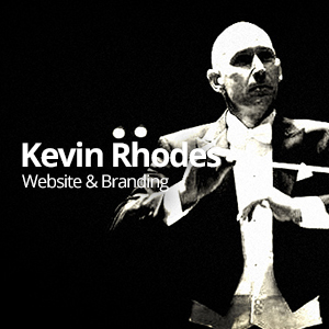 Maestro Kevin Rhodes