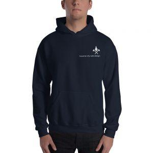 "Traverse City Web Design ""Northern Collective"" Hooded Sweatshirt"