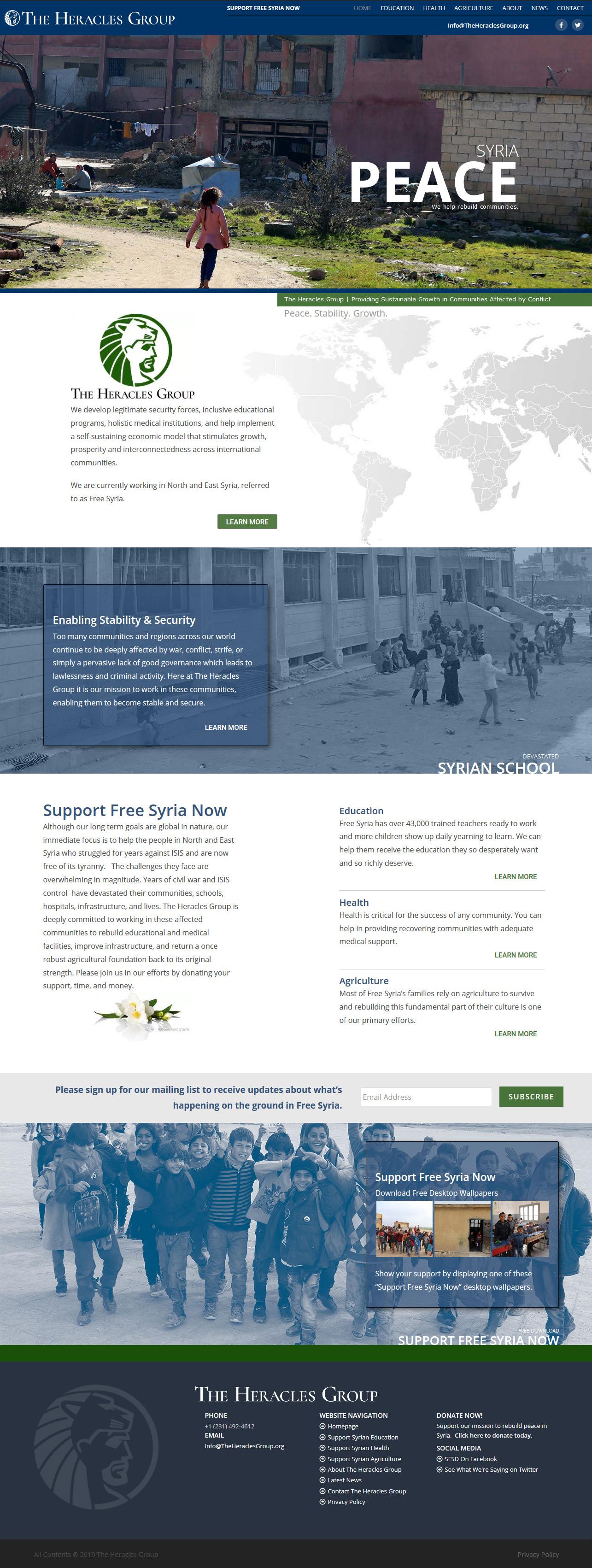 New Web Design Portfolio